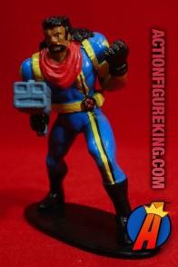 1994 MARVEL COMICS X-MEN BISHOP PVC Figure.