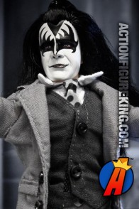 "The Demon KISS Series 5 Dressed to Kill 8"" Action Figure"