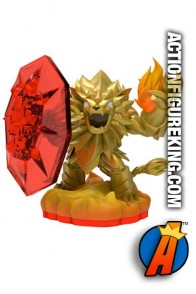 Skylanders Trap Team first edition Wildfire figure from Activision.