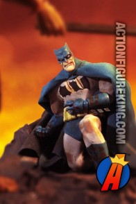 MEZCO 1:12 Collective DC Comics The Dark Knight Returns Boxed set.
