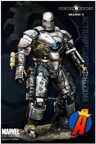 Marvel Universe 35mm IRON MAN Mark 1 figure from Knight Models.