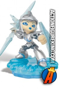 Swap-Force Blizzard Chill figure from Skylanders and Activision.