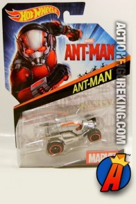 2015 Ant-Man die-cast vehicle from Hot Wheels.