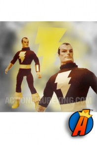 Custom 8-inch scale BLACK ADAM Action Figure.