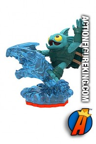 Skylanders Trap Team fourth edition Tidal Wave Gill Grunt figure from Activision.