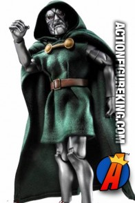 Mego-style 9-inch scale Marvel Signature Series Dr. Doom action figure from Hasbro.