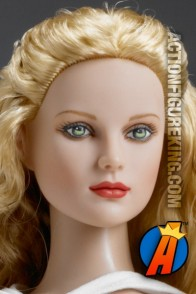 13-inch Tonner Phantom Zone Supergirl dressed figure.
