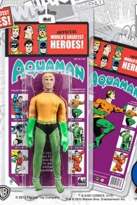 Mego Retro Style Kresge Aquaman Action Figure.