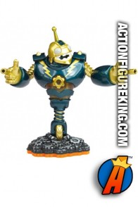 Skylanders Giants Legendary Bouncer figure from Activision.