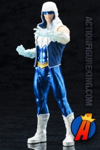 Kotobukiya DC COMICS NEW 52 Flash villain CAPTAIN COLD ArtFX Statue.