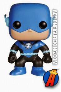 Funko Pop! Heroes Blackest Night Flash vinyl bobblehead figure.