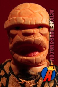 From the pages of the Fantastic Four comes this Mego 8-inch The Thing action figure.