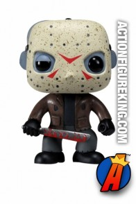 Funko Pop! Movies Jason Vorhees vinyl bobblehead action figure.