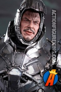 Hot Toys and Sideshow Collectibles present this Sixth-Scale Whiplash Mark II action figure.