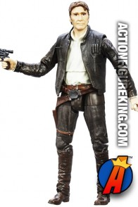 STAR WARS The Force Awakens 6-Inch Scale HAN SOLO Action Figure.