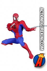 Sixth-scale Real Action Heroes SPIDER-MAN from MEDICOM.