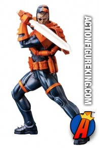 Kotobukiya DC COMICS NEW 52 Justice League DEATHSTROKER ArtFX Statue.