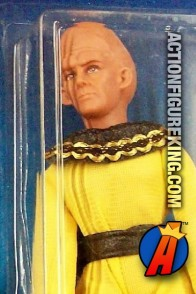 Mego 8-inch Star Trek alien Talos action figure.
