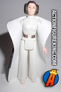 Kenner 3.75-inch scale Star Wars Princess Leia action figure.