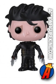 Funko Pop! Movies Edward Scissorhands vinyl bobblehead figure.