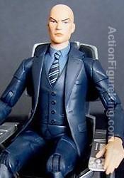 Marvel Legends Galactus Series 9 Professor Charles Xavier action figure from Toybiz.