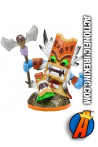 Skylanders Giants Double Trouble figure from Activision.