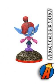 Skylanders Trap Team minis Mini Jini figure is a sidekick to Ninjini.