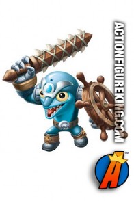 Skylanders Trap Team Flip Wreck Figure from Activision.