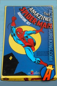 Spider-Man Adventure Set from Colorforms.