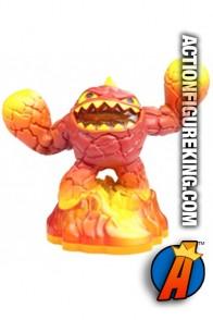 Skylanders Giants Lightcore Eruptor figure from Activision.