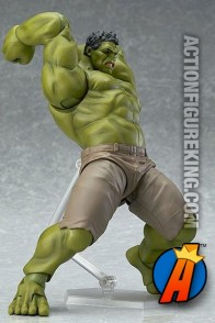 Six-inch scale Incredible Hulk Figma action figure from Max Factory.