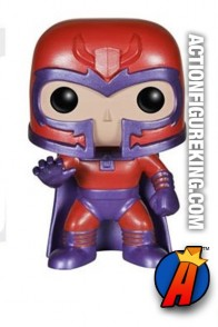 Funko Classic X-Men Pop! Marvel Magneto vinyl bobblehead figure.