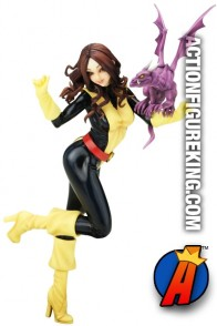 Marvel Kotobukiya X-Men KITTY PRYDE Bishoujo Statue.