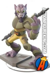 STAR WARS Disney Infinity 3.0 Rebels Zeb Orrelios figure.