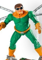 Marvel Legends Series 8 Doc Ock action figure from Toybiz.