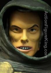 Marvel Legends Series 2 unmasked Dr. Doom action figure.