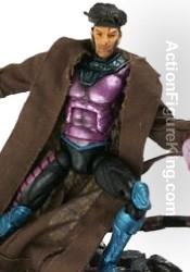 Marvel Legends Series 4 Gambit Action Figure from Toybiz.