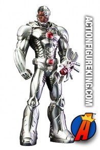 Kotobukiya DC COMICS NEW 52 CYBORG ArtFX Statue.