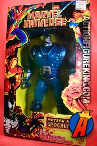 Marvel Universe Articulated Meteor Might Apocalypse action figure from Toybiz.