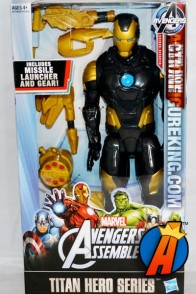 Titan Hero Series Sixth-Scale Bunker Buster Iron Man action figure.