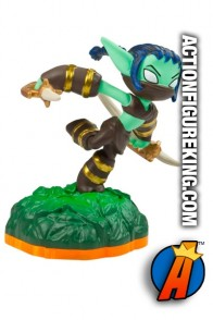 Skylanders Giants Stealth Elf figure from Activision.