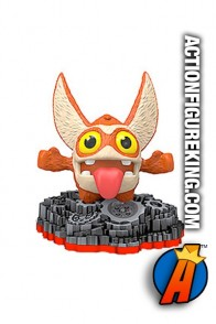 Skylanders Trap Team minis Trigger Snappy figure from Activision.