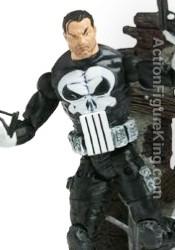 Marvel Legends Series 4 Punisher Action Figure from Toybiz.