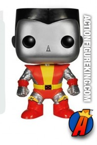 Funko Classic X-Men Pop! Marvel Colossus vinyl bobblehead figure.