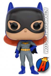 Funko DC Comics Pop! Heroes Batman Animated BATGIRL figure.