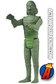A packaged sample of this ReAction the Creature from the Black Lagoon figure from Funko.