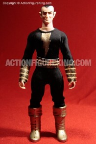 Mattel presents an 8 inch retro-action Black Adam figure.
