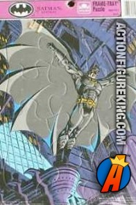 Batman Returns 12-piece frame-tray puzzle from Golden.
