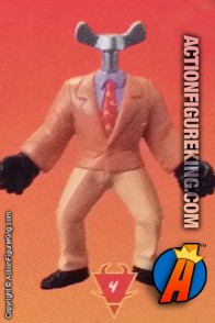 3-inch collectible Dean figure from The TICK and Bandai.