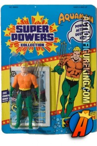 Kenner Super Powers Collection Aquaman action figure.